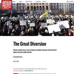 The Great Diversion