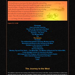 The Great Way: Journey to the West
