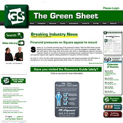 The Green Sheet - Information