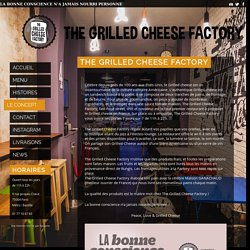 The Grilled Cheese Factory 75004