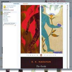 The Guide: A Novel (Penguin Classics): Amazon.co.uk: R. K. Narayan