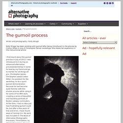 The gumoil process « Gumoils