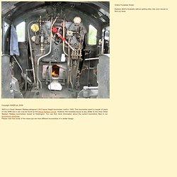 The GWR Virtual Footplate