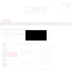 The Handbook of Texas Online