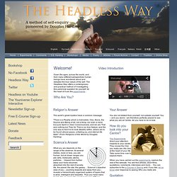 The Headless Way