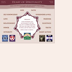 The Heart of Spirituality