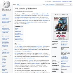 The Heroes of Telemark - Wikipedia