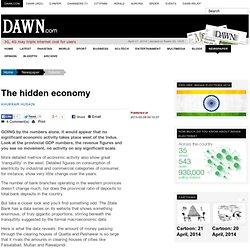 The hidden economy