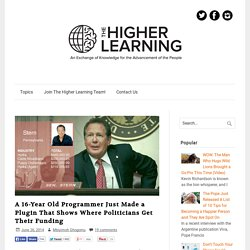 The Higher Learning