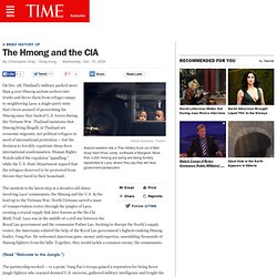 The Hmong and the CIA