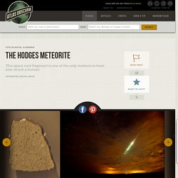 The Hodges Meteorite