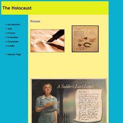 The Holocaust: Process