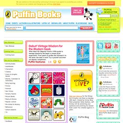 The Home of Puffin Books - Puffin Books