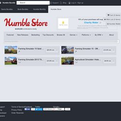 The Humble Store: Search