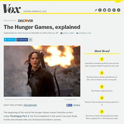The Hunger Games, explained