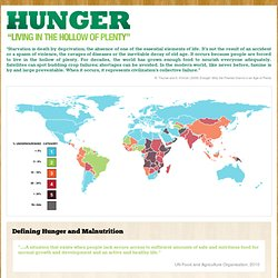 The Hunger Map