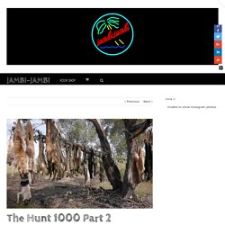 The Hunt 1000 Part 2 – jambi-jambi