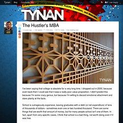 The Hustler's MBA