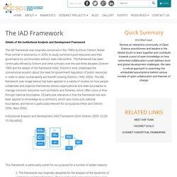 The IAD Framework