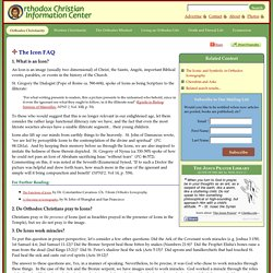 INFOS Icônes [du Centre d'information du Christianisme Orthodoxe] - (Traduction FRANÇAISE google)