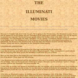 The Illuminati Movies
