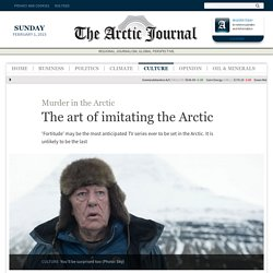 The art of imitating the Arctic