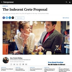 The Indecent Crete Proposal