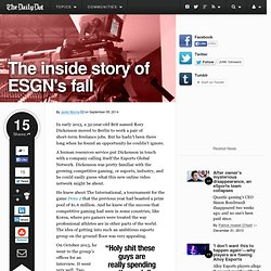 The inside story of ESGN's fall