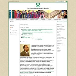 The Institute of Ismaili Studies