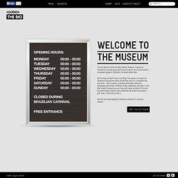 The big internet museum