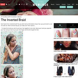 The Inverted Braid