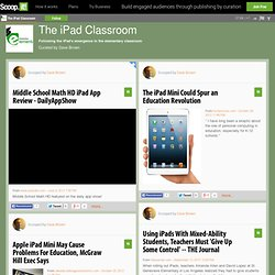 The iPad Classroom