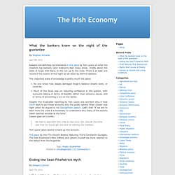The Irish Economy