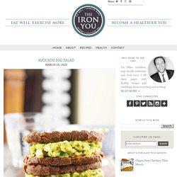 The Iron You: Avocado Egg Salad