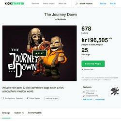 The Journey Down by SkyGoblin
