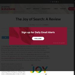 The Joy of Search: A Review