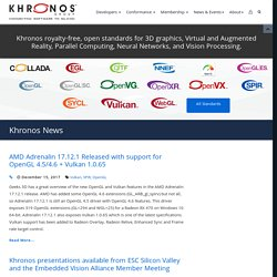 The Khronos Group Inc.