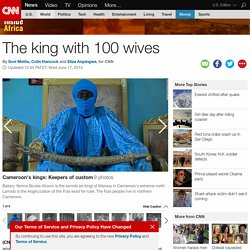 The king with 100 wives