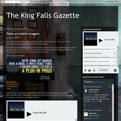 The King Falls Gazette