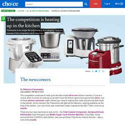 The new all-in-one kitchen machines - CHOICE
