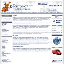 The Knight Shop