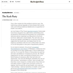 The Koch Party