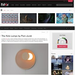 The Kolo Lamps by Pani Jurek