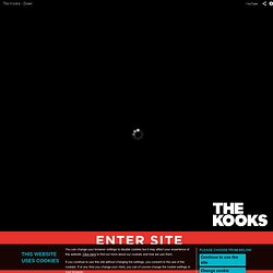 The Kooks : The Official Website of The Kooks