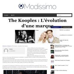 The Kooples : L'évolution d'une marque