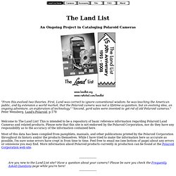 The Land List