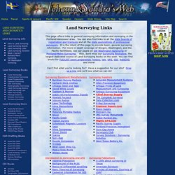 The Land Surveying Directory