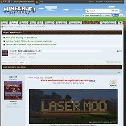 Laser Mod