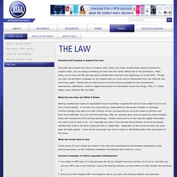 The Law - April 16, 2014