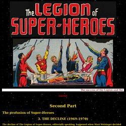 THE LEGION OF SUPER-HEROES (II)